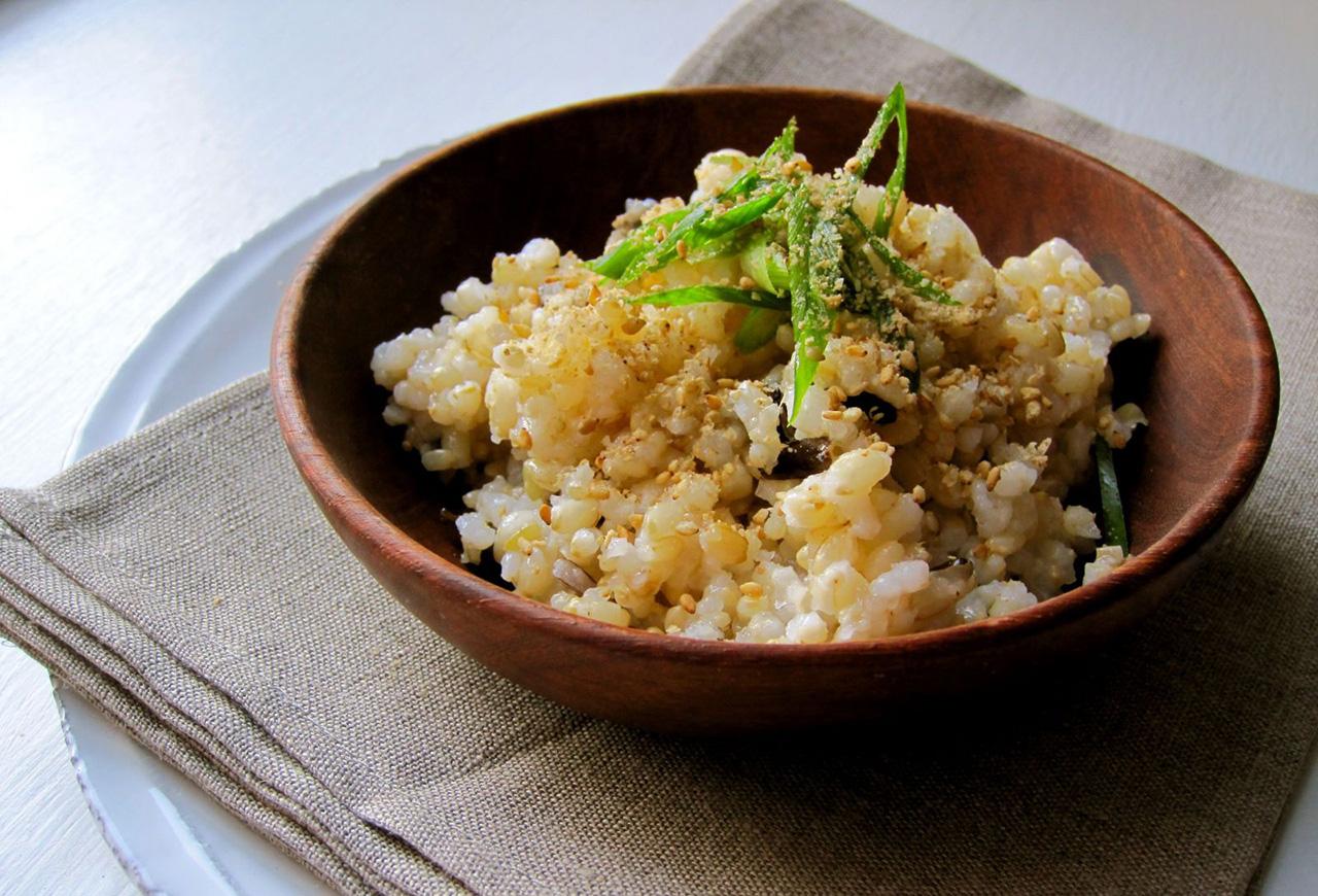 thực dưỡng, thực dưỡng ohsawa, gạo lứt muối mè, thực dưỡng là gì