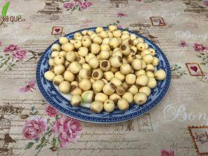 Hạt sen, hạt sen huế, sen huế, đặc sản Huế, đặc sản lá quê