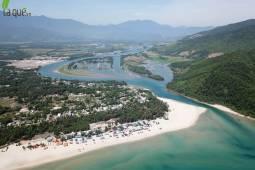Biển Cảnh Dương – Thiên đường cắm trại và chụp hình cho giới trẻ