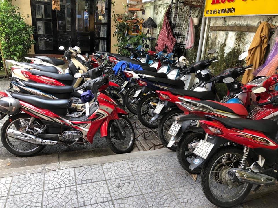 Dịch vụ cho thuê xe máy ở Huế, cho thuê xe máy ở Huế, thuê xe máy Huế