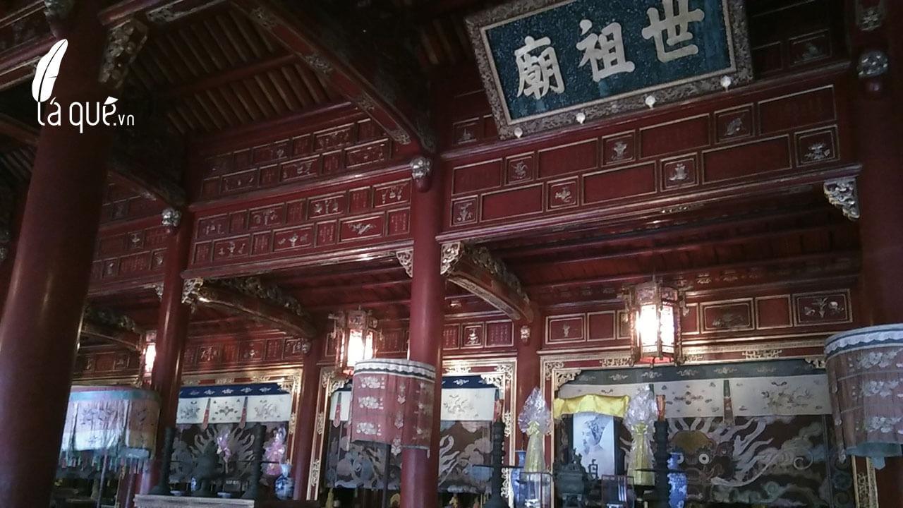 Hưng Miếu, Hưng tổ Miếu, du lịch Huế, khám phá Huế, lịch sử Huế