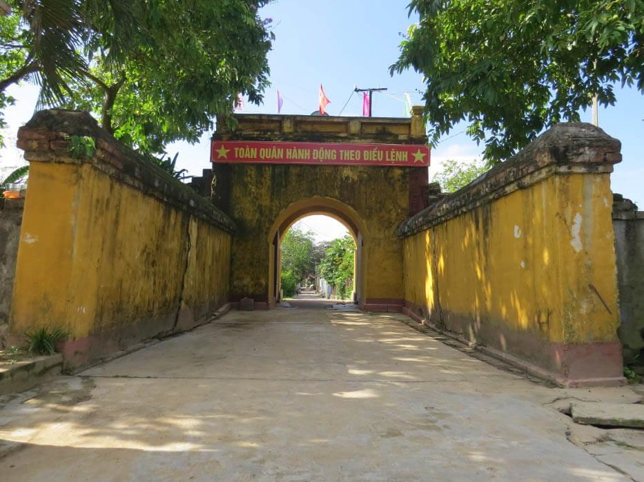 thành Trấn Hải, du lịch Huế, lịch sử Huế