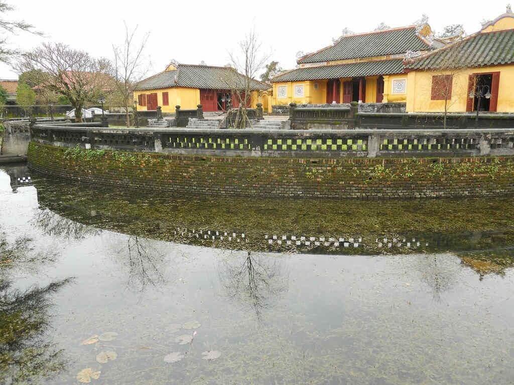 cung Trường Sanh, cung truong sanh, du lịch Huế, khám phá Huế