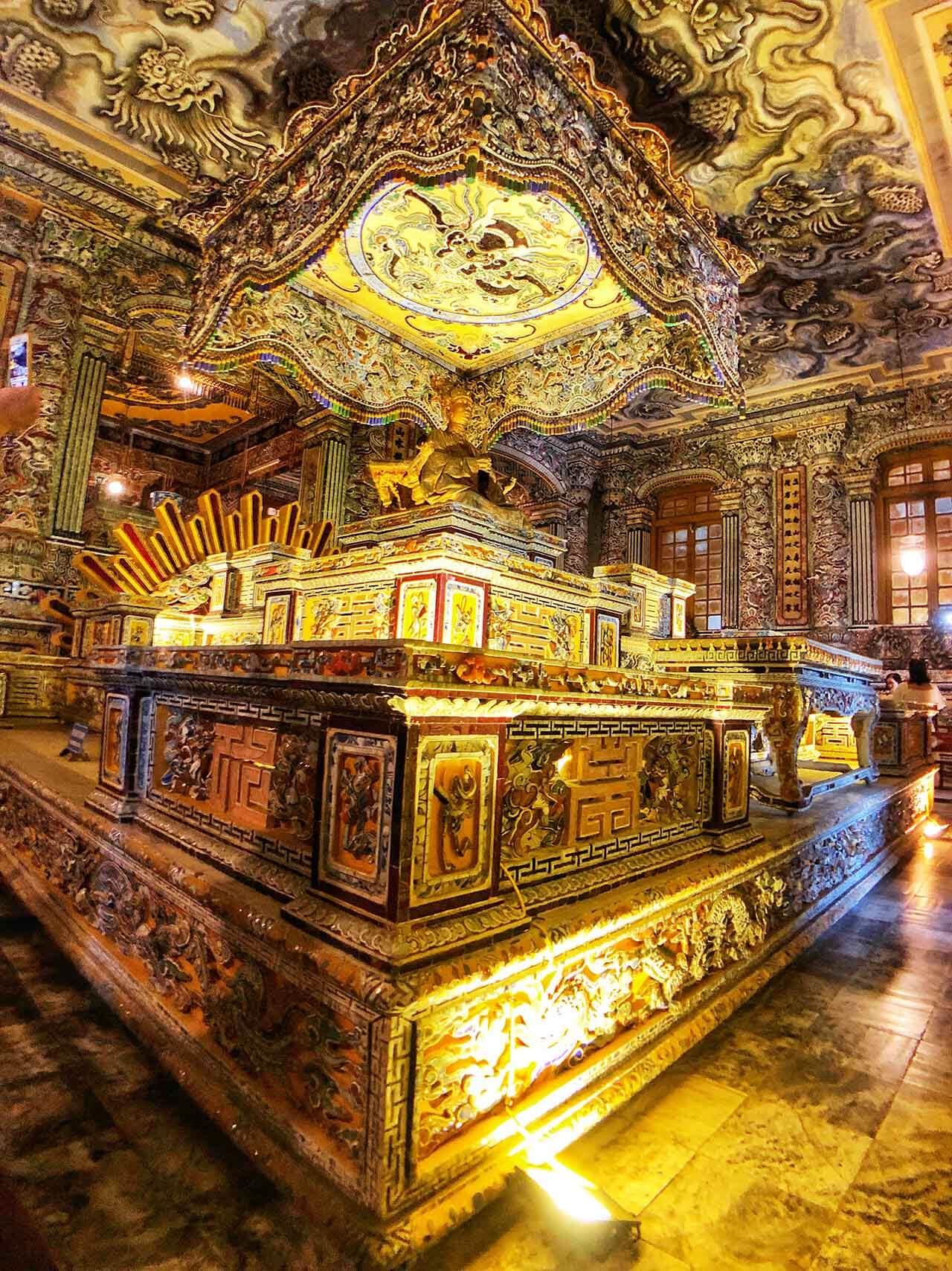 Tour Huế - Đà Nẵng-Hội An
