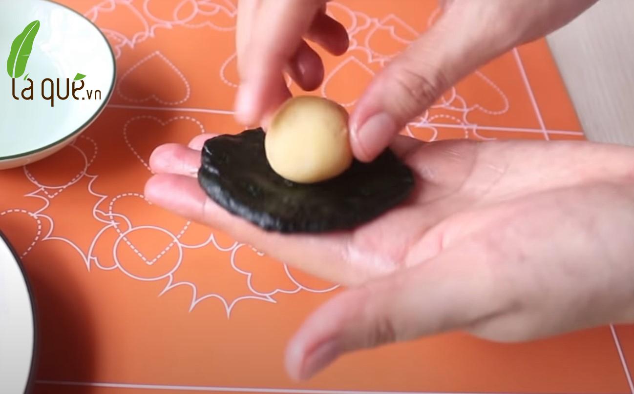 cách làm bánh ít lá gai, cách làm bánh ít lá gai huế