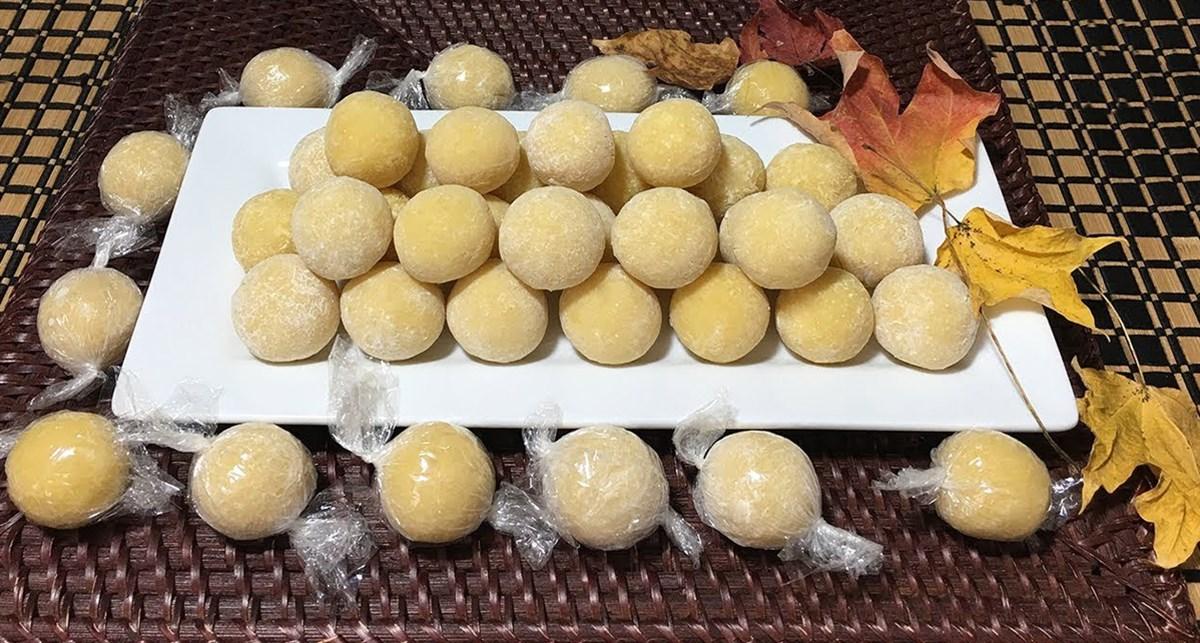 Bánh hạt sen Huế, bánh hạt sen;