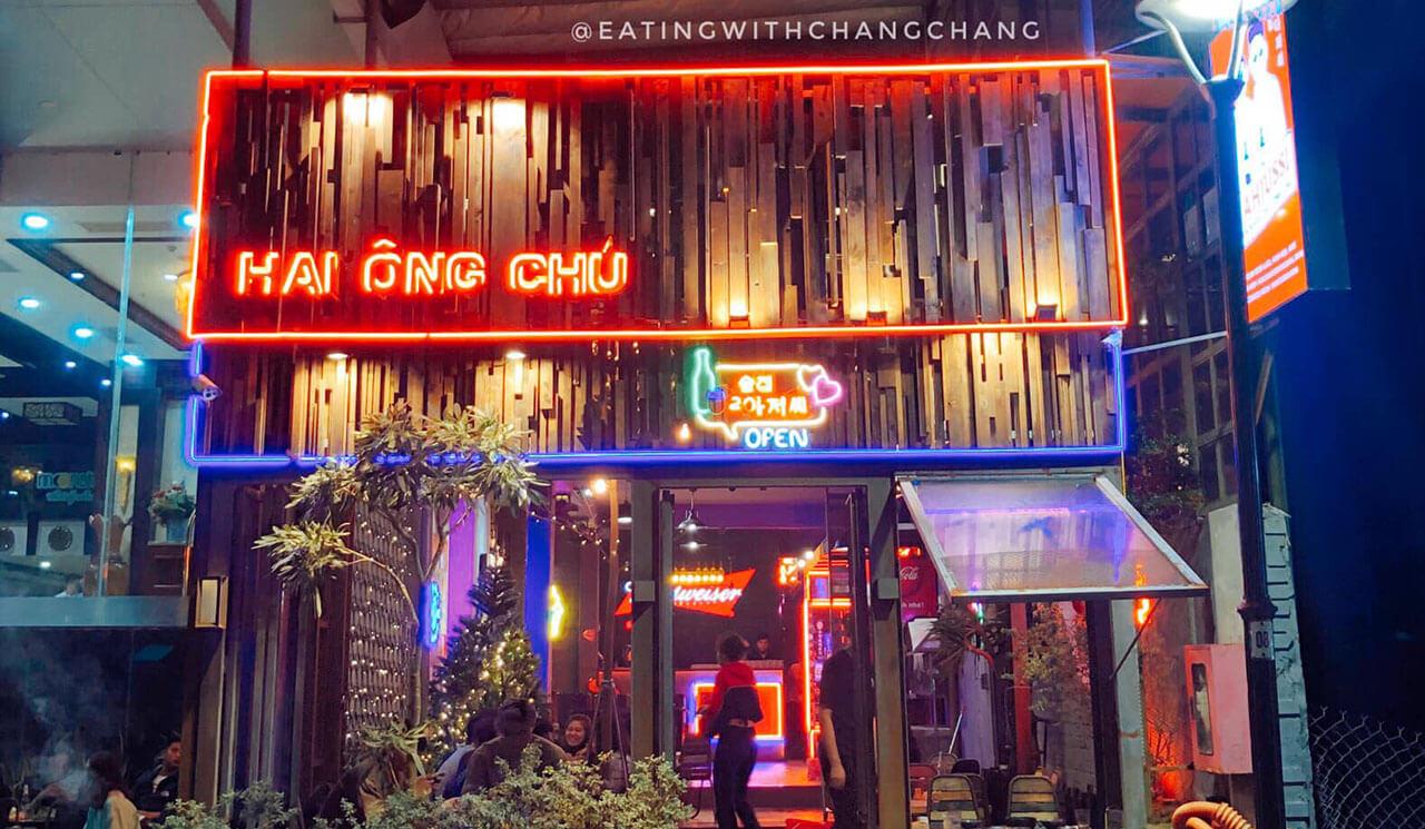 quán nhậu ở Huế; bar Huế; quán bar ở Huế