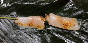 Bánh gói chay (túi hút chân không 25 cái bánh sống)