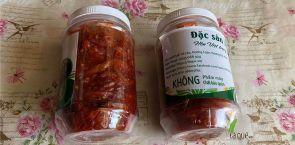 Tôm chua Huế (2 hủ 1kg)